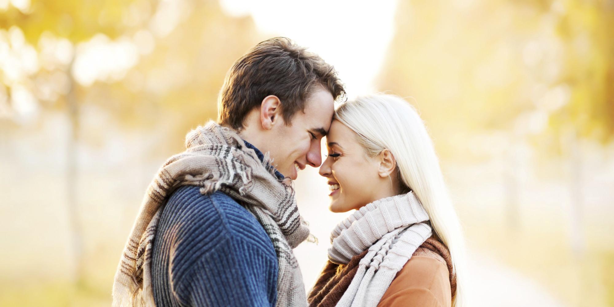 фото влюбленных мужчины и женщины