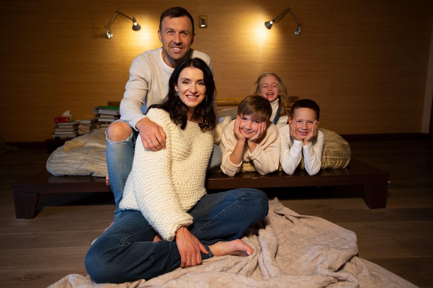 Валентина Хамайко семья