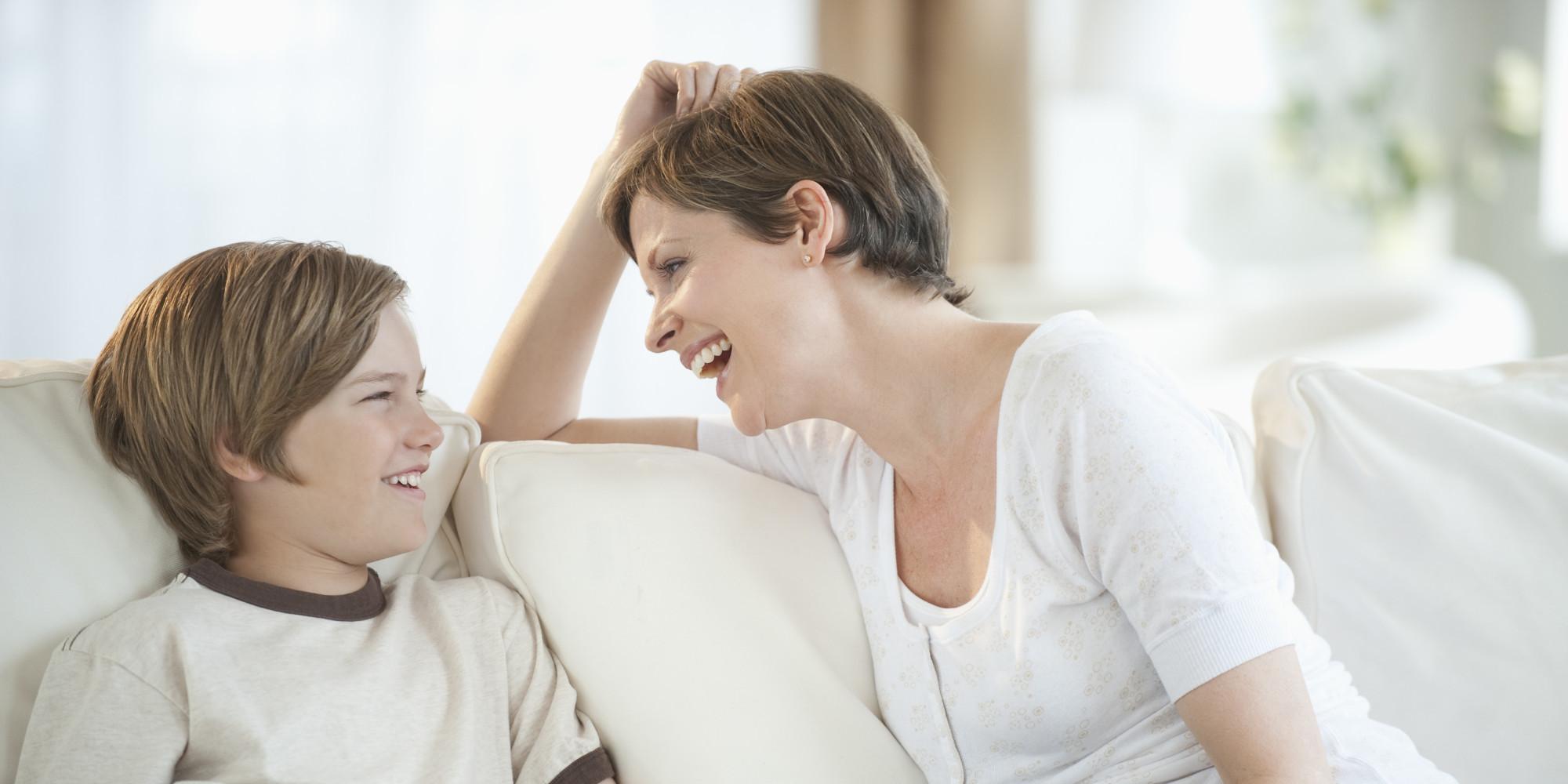 советы общения с сыном