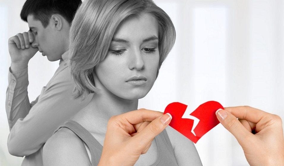 развод в семейной паре