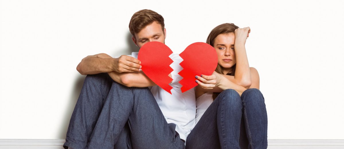 как пережить развод - советы психолога