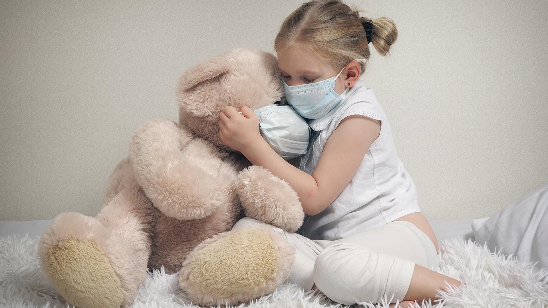 Дети меньше подвержены инфекции