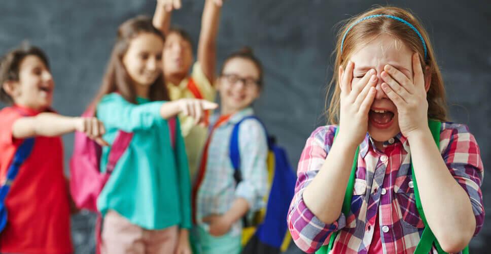 Моего ребенка обижают в школе