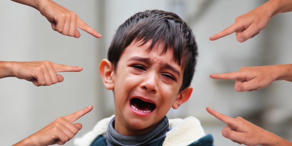 Что делать, если ребенка обижают одноклассники