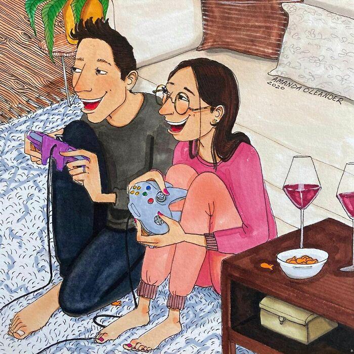 Психология семейных отношений: между мужем и женой